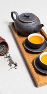 le thé haut de gamme