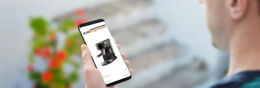 Achat de café en grain en ligne